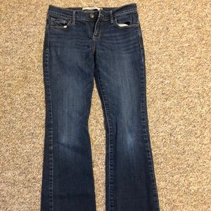 Abercrombie and Fitch Jeans size 2s